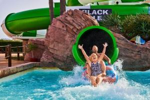 Aqua Center Parque Acuático En Menorca